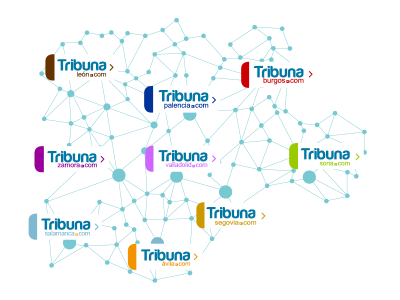 mapa sites