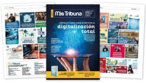 Castilla y León hacia la digitalización total en la nueva revista MÁS TRIBUNA